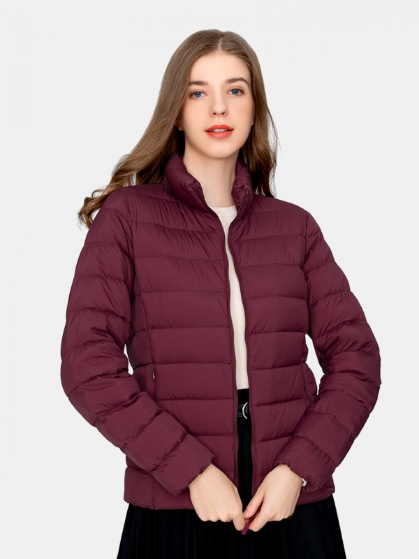 Women's Lightweight Down Jacket L18A1
