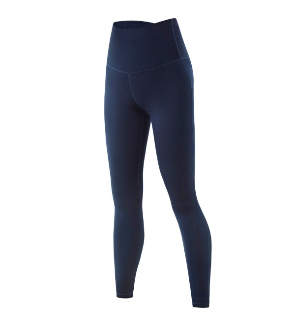 LAPASA Women's High Waist Tummy Control Yoga Leggings Cool Weather Workout Running Pants L36A1