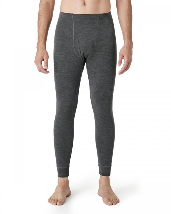 LAPASA Men's 100% Merino Wool Lightweight Thermal Pants Long Johns Leggings Base Layer Bottom M30R1