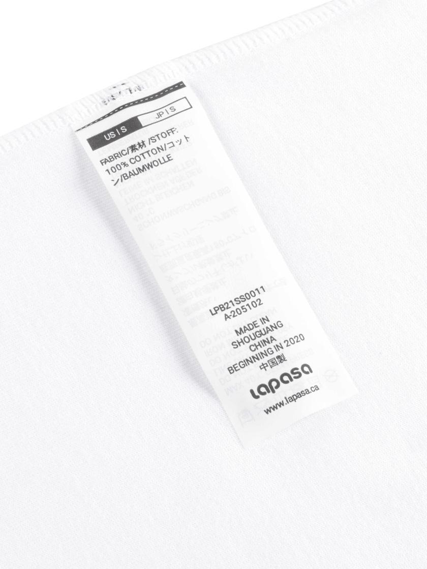 LAPASA (4 Pack) Boys' Rib Knit 100% Cotton Tank Top Hypoallergenic Undershirt B11R4