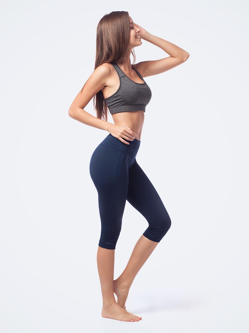 Women's Capri Yoga Pants L02